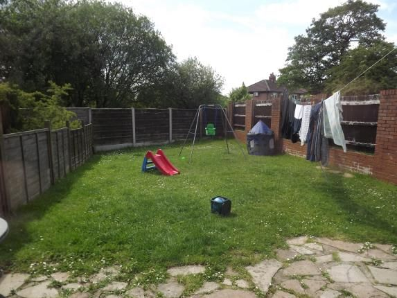 Garden of Bexhill Road, Stockport, Greater Manchester SK3