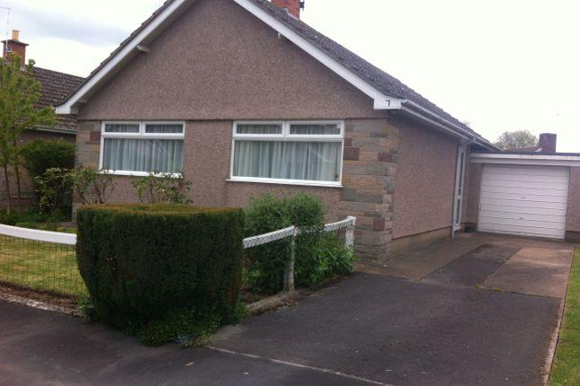 Thumbnail Bungalow to rent in Rickyard Road, Wrington