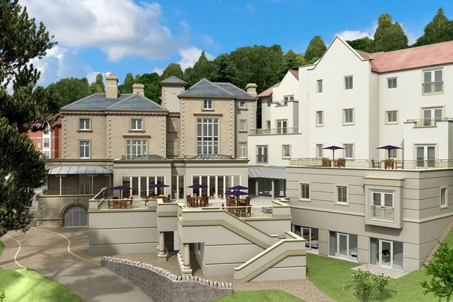 Thumbnail Flat for sale in Audley Ellerslie, 1 Vines Court, Abbey Road, Malvern