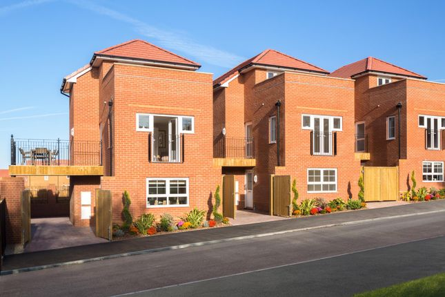 "Thumbnail Link-detached house for sale in ""Morley"" at Captains Parade, East Cowes"