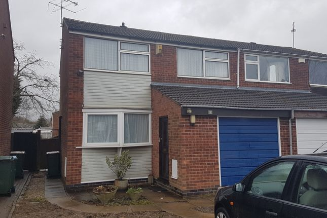 Thumbnail Semi-detached house to rent in Blandford Road, Coventry