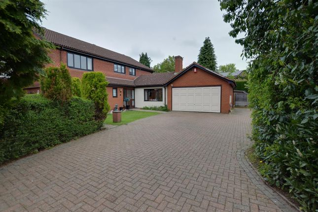 Thumbnail Detached house for sale in Salisbury Drive, Stafford