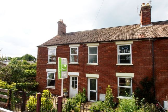 Thumbnail Terraced house for sale in London Road, Wymondham