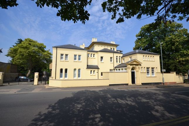 Thumbnail Flat for sale in Cliftonville, Northampton