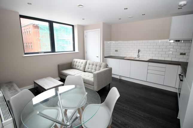 Studio to rent in 78 The Fitzgerald, 1 West Bar, Sheffield S3