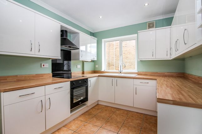 Thumbnail Semi-detached bungalow for sale in Cavell Close, Swardeston, Norwich