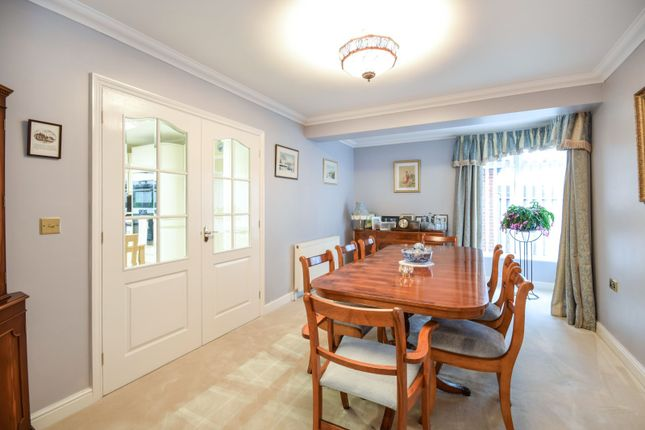 Dining Room of Lessingham, Norwich, Norfolk NR12