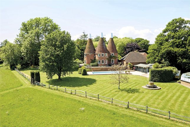 Thumbnail Detached house for sale in Ludpit Lane, Etchingham, East Sussex