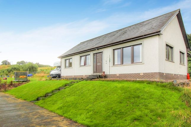 Thumbnail Detached bungalow for sale in Barcaldine, Oban
