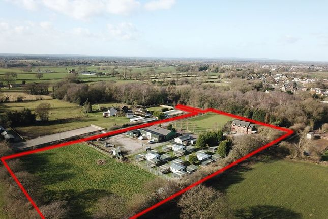 Thumbnail Property for sale in Birchwood House Boarding Kennels, Hough, Cheshire
