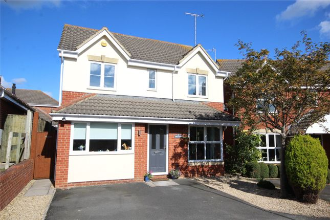 Thumbnail Detached house for sale in Abbey Meadow, Tewkesbury