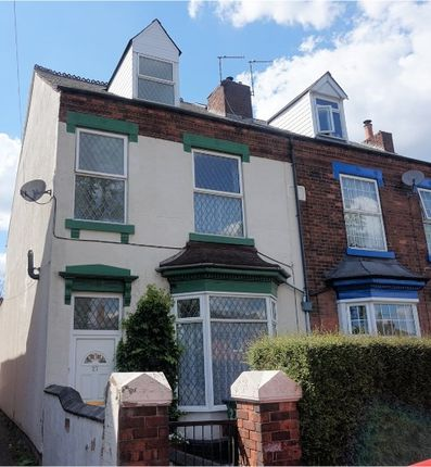 Thumbnail Semi-detached house for sale in Moat Road, Oldbury