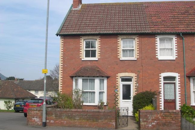 Thumbnail Property to rent in Hopcott Terrace, Hopcott Road, Minehead