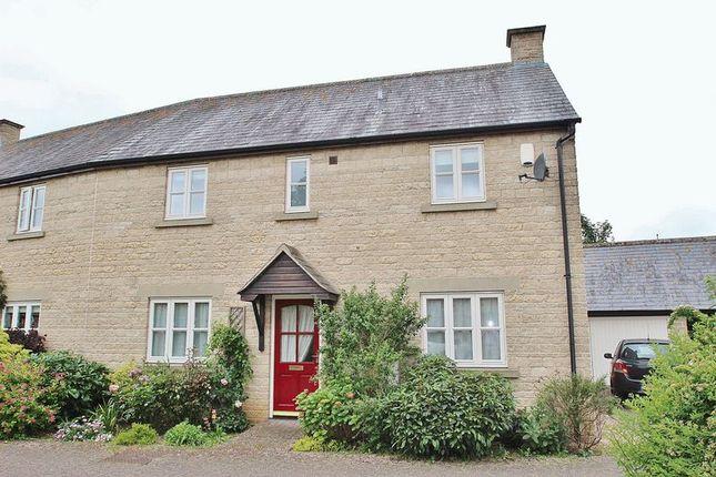 Thumbnail Semi-detached house for sale in Shrewsbury Place, Bampton