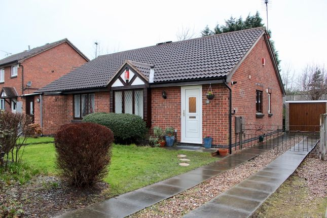 Thumbnail Semi-detached bungalow to rent in Callaway Close, Wollaton