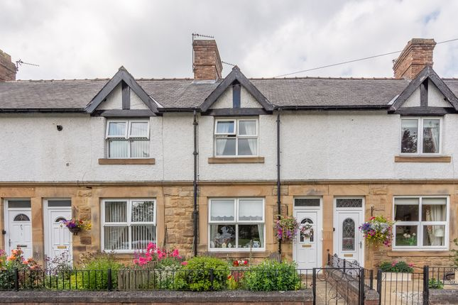 Thumbnail Terraced house for sale in Church View, Lanchester, Durham, Durham