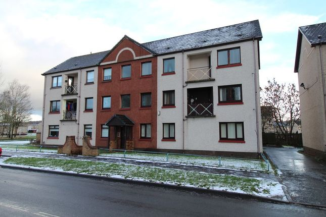 Thumbnail Flat to rent in Quarry Street, Motherwell, North Lanarkshire