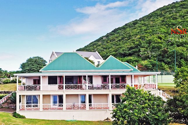 Thumbnail Villa for sale in Oualie Beach, Oualie Bay, Nevis, New Castle, St Kitts & Nevis