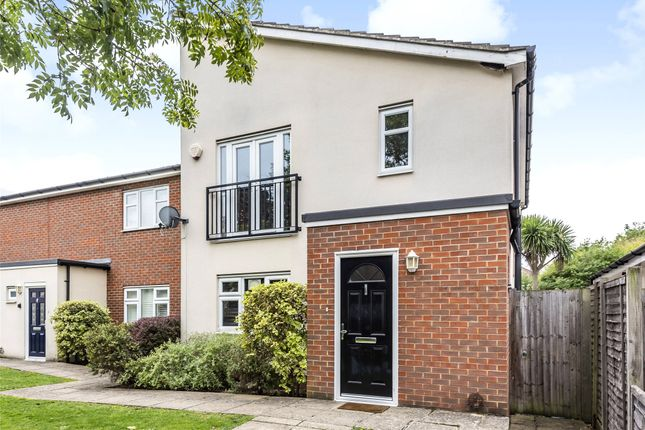 Thumbnail End terrace house for sale in Orion Mews, Woodville Road, Morden