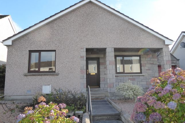 Thumbnail Detached bungalow for sale in Bailies Drive, Elgin