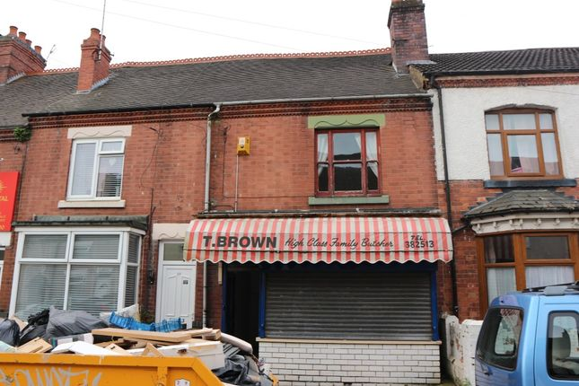 Thumbnail Property for sale in 23 And 23A Webb Street, Stockingford, Nuneaton
