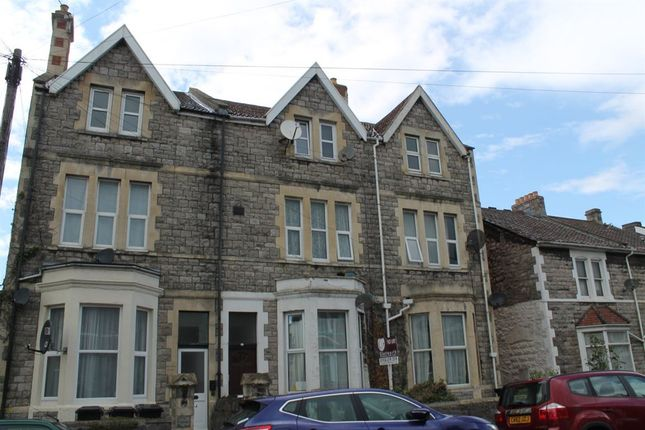 Thumbnail Flat to rent in George Street, Weston-Super-Mare