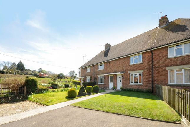 Thumbnail Terraced house for sale in Heath End, Newbury