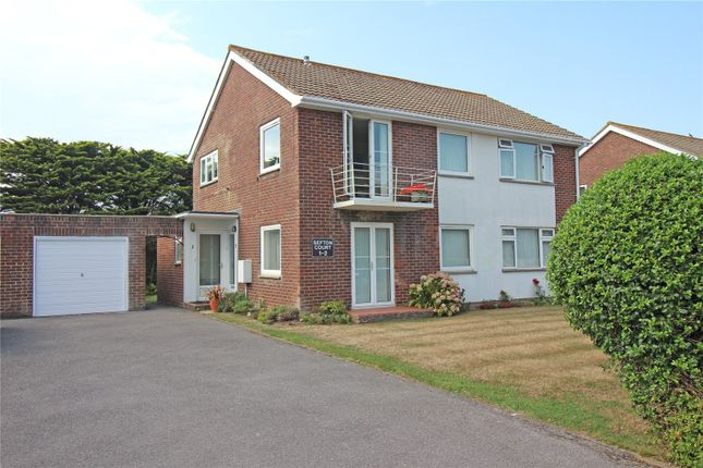 2 bed flat for sale in Sefton Court, Cornwallis Road, Lymington, Hampshire SO41