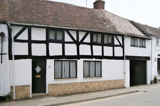 Thumbnail Terraced house for sale in St. Marys Lane, Tewkesbury