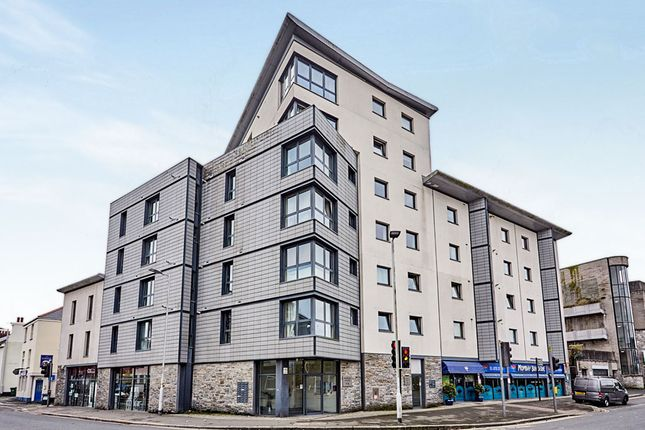Thumbnail Flat for sale in Penrose House, Lockyers Quay, Plymouth