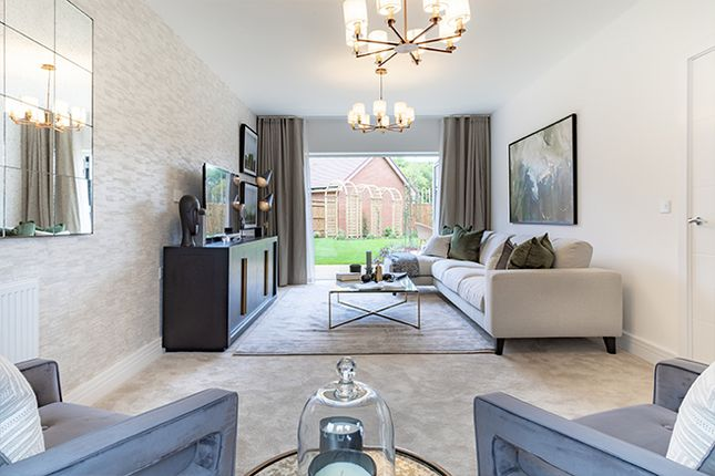 Living Room of Plot 135 - The Burnham, Sheerlands Road, Finchampstead RG40