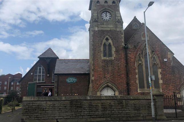 Thumbnail Leisure/hospitality for sale in Trinity Methodist Church, 14 Fleet Street, Pemberton, Wigan, Lancashire