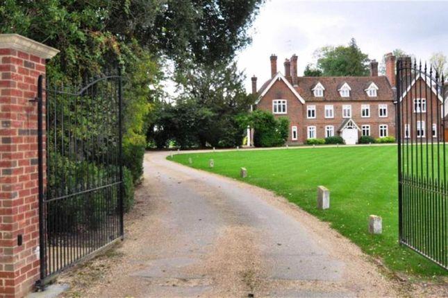Thumbnail Flat for sale in Cooper's Green Lane, Hatfield, Hertfordshire