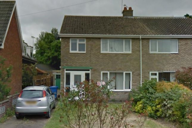 Thumbnail Property to rent in Fieldview, Norwich