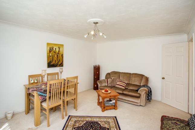 Living Room of Southampton, Hampshire, United Kingdom SO19