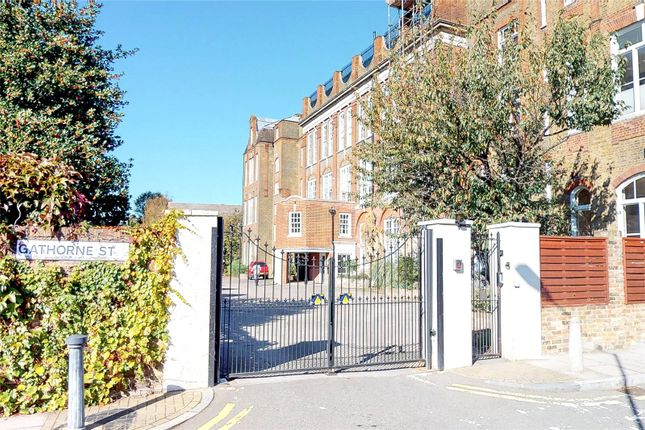 Thumbnail Flat for sale in Bow Brook House, Gathorne Street, London