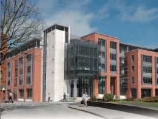 Office to let in Part 4th Floor Portwall Place, Bristol