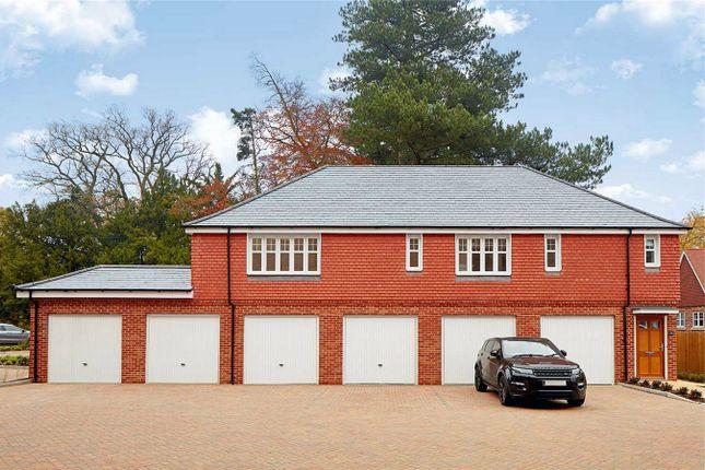 Thumbnail Flat for sale in Brunswick House, Wilshere Park, Welwyn, Hertfordshire