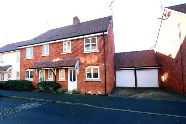 Thumbnail End terrace house for sale in Wharf Way, Hunton Bridge, Kings Langley