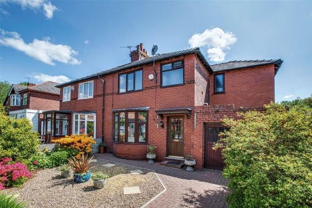 Thumbnail Semi-detached house for sale in Bridgewater Road, Walkden, Manchester