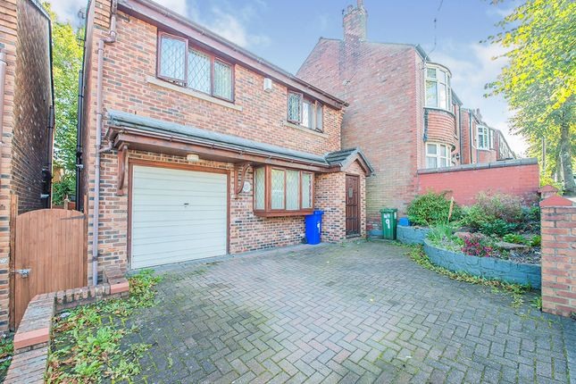 Thumbnail Detached house for sale in Grange Road North, Hyde, Greater Manchester