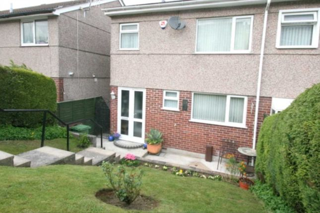 3 bed semi-detached house for sale in Sefton Avenue, Plymouth