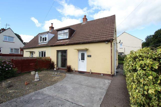 Thumbnail Semi-detached house for sale in Coedwaungar, Sennybridge, Brecon