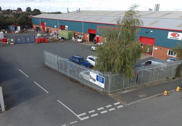Thumbnail Light industrial to let in Unit 4 Alyn Court, Rhosddu Industrial Estate, Wrexham, Wrexham