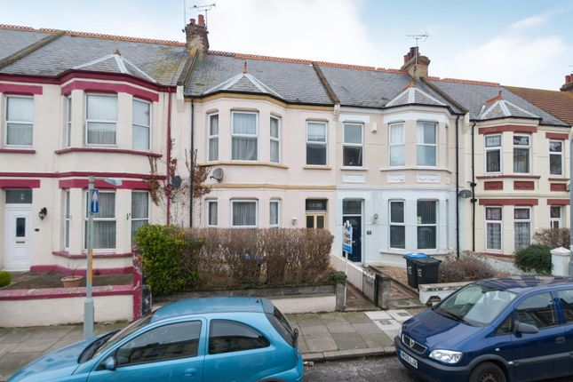 Thumbnail Terraced house for sale in Warwick Road, Cliftonville, Margate