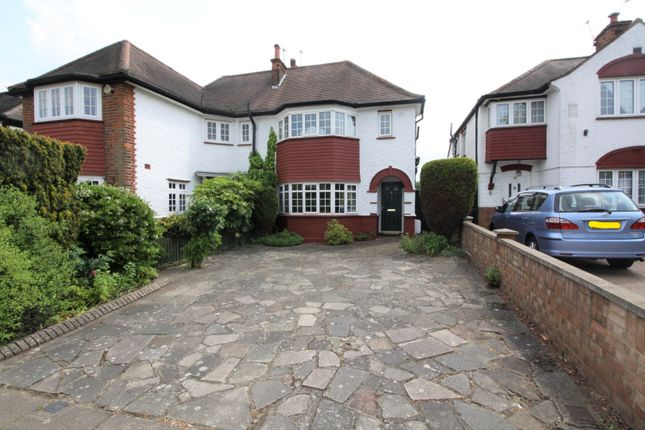 Thumbnail Semi-detached house for sale in Mayfield Avenue, Southgate
