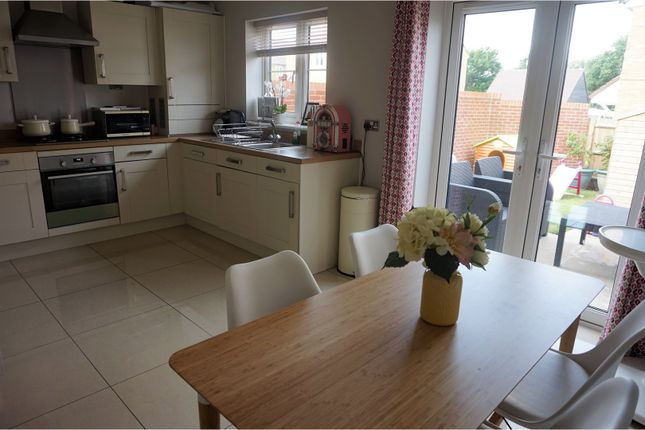 Thumbnail Semi-detached house for sale in Ryeland Way, Ashford