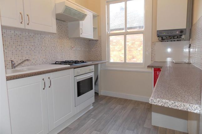 Thumbnail Flat to rent in Alexandra Road, Cleethorpes