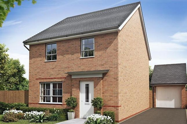 "Thumbnail Detached house for sale in ""Chester"" at Rydal Terrace, North Gosforth, Newcastle Upon Tyne"