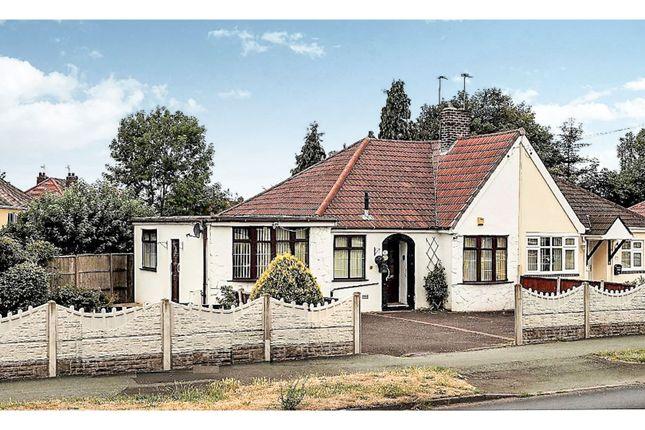 Thumbnail Semi-detached bungalow for sale in Stubby Lane, Wolverhampton